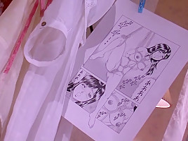 Anri Hoshizaki in Wicked Bondage part 2.1