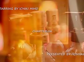 Incredible Japanese girl Miho Ichiki in Fabulous JAV censored Creampie, Hairy movie
