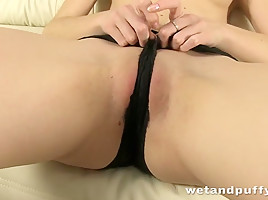 ###ing brunette slut is so damn fine