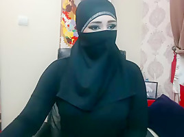 Turkısh hijap big ass