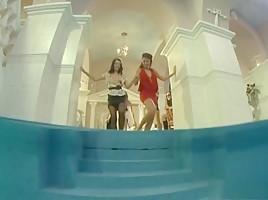 Amazing pornstars Hana Black, Leony Dark and Tarra White in exotic brunette, dildos/toys sex scene