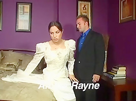 Amazing pornstar Amber Rayne in best fishnet, anal adult clip