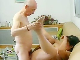 Daddy taboo role playing with graceful stepdaughter_pic4179