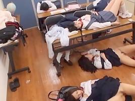 Amazing Japanese whore Sae Aihara in Horny Oldie, Teens JAV movie