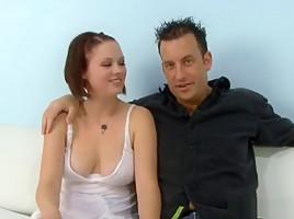 Incredible pornstar Katie Kox in amazing voyeur, fishnet xxx video