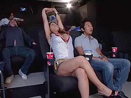 Exotic Japanese whore Rina Kawase in Best Big Tits, POV JAV scene