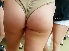 Bubble butt coworker lost footage / Hotmovs.com