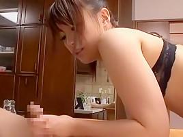 <ブッカケ動画>秋元まゆ花