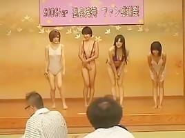 Amazing Japanese girl Sakura Aida, Saori Hara, Sasa Handa in Exotic Group Sex, Bikini JAV clip