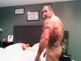 Body builder turke fickt eine schlampe