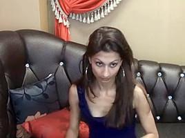 Indian milf webcam close up