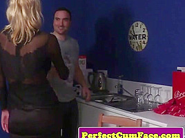 Tugs out jizz babe cumshot bigtitted facial variant