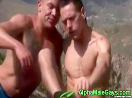 cocksucking gay stud analized doggystyle